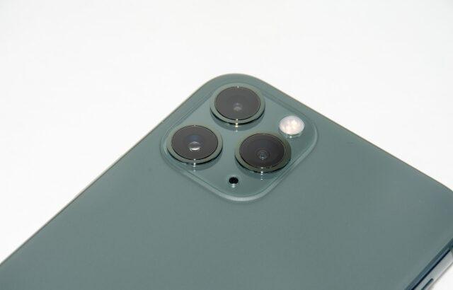 社内報で使う写真をiPhoneで撮影する場合の設定・撮影のポイント